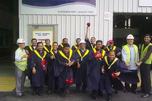 ISO group Malaysia
