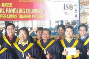 crane operator training Malaysia